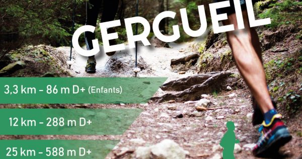 Affiche Trail de Gergueil 2019 - réduit