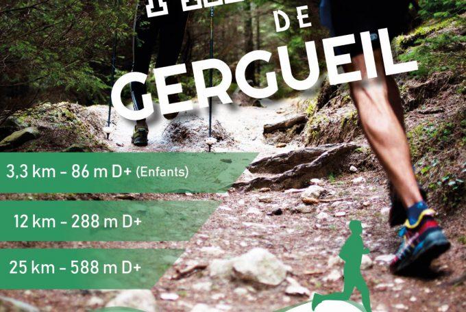 Résultats du trail de Gergueil