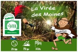 trail du chemin des moines 2019