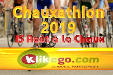 Résultats CHAUXATHLON 2019