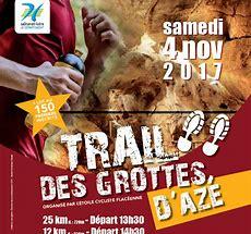 Trail des Grottes d'Azé