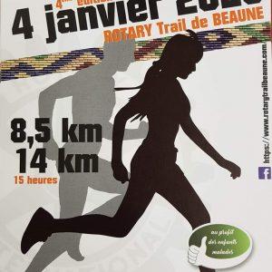 TRAIL DE BEAUNE