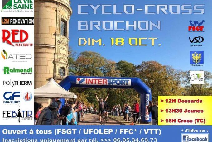 Cyclo CROSS BROCHON