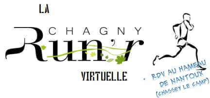 Chagny Run'R course virtuelle
